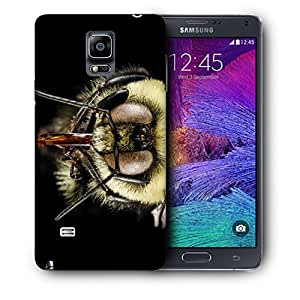 Snoogg Mosquito Designer Protective Back Case Cover For SAMSUNG Galaxy NOTE 4