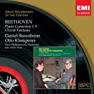 Great Recordings of the Century - Beethoven: Piano Concertos 1-5, Choral Fantastia