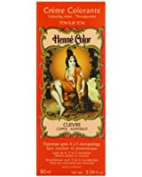 Henne Color Copper Henna Hair Colouring Cream 90 ml