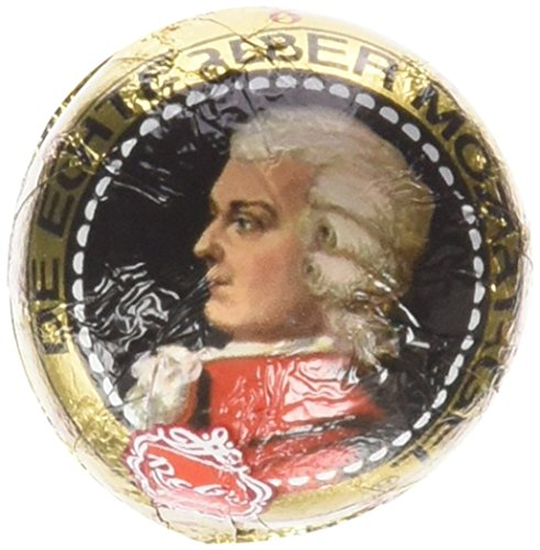 Reber Mozart Kugel Counter Unit (45pcs) (Mozart Kugeln Chocolates compare prices)