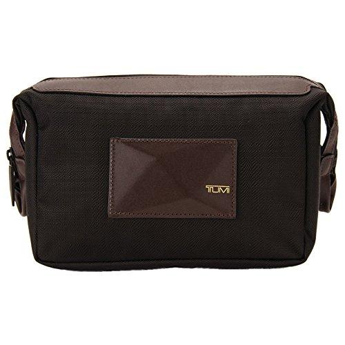 (トゥミ)TUMI Dror Travel Kit ドロラール・トラベルキット セカンドバッグ ポーチ 鞄 オニキス 68717並行輸入品