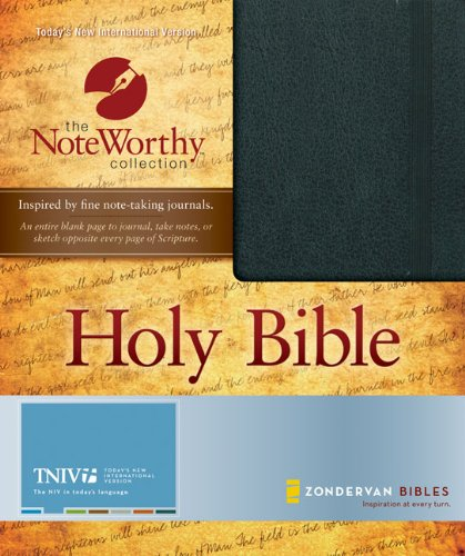 TNIV Bible (NoteWorthy Collection, The)