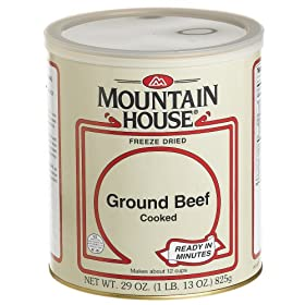 Mountain House #10 Can Freeze-Dried Food