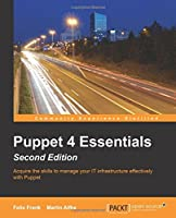 Puppet Essentials, 2nd Edition Front Cover