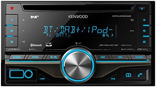 Kenwood DPX406DAB Autoradio