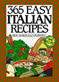 img - for 365 Easy Italian Recipes Anniversary Edition Hardcover March 27, 1996 book / textbook / text book