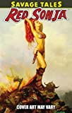 img - for Savage Tales Of Red Sonja book / textbook / text book