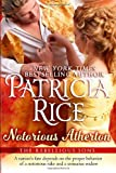 Notorious Atherton (Rebellious Sons) (Volume 3)