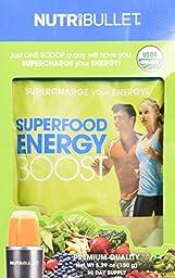 NutriBullet SuperFood Energy Boost