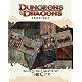 Dungeon Tiles Master Set - The City: An Essential Dungeons & Dragons Accessory (4th Edition D&D) ~ Wizards RPG Team