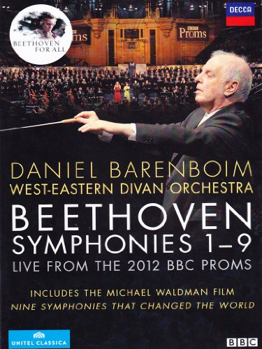 Beethoven - Symphonies 1-9 - Live from the 2012 BBC Proms