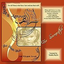 Slings & Arrows (       UNABRIDGED) by Julie Elizabeth Powell Narrated by Maddie Baylis