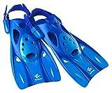 リーフツアラー フィン ストラップフィン RF0103 ブルー Lサイズ