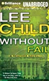 Lee Child Without Fail (Jack Reacher Novels)