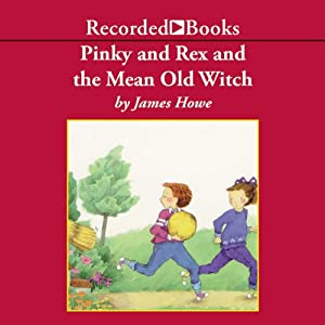 Pinky and Rex and the Mean Old Witch Audiobook