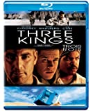 Three Kings / Trois Rois (Bilingual) [Blu-ray]