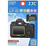 JJC LCP-6D Guard Film Digital Camera LCD Screen Protector For Canon EOS 6D
