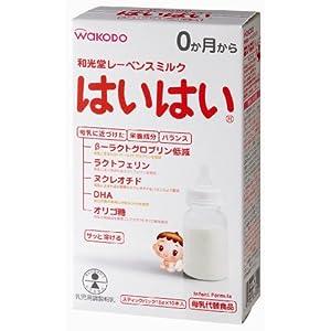 和光堂 レーベンスミルク はいはい スティックパック 13g×10本入り