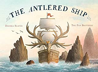 Book Cover: The Antlered Ship