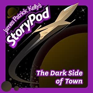 The Dark Side of Town Audiobook