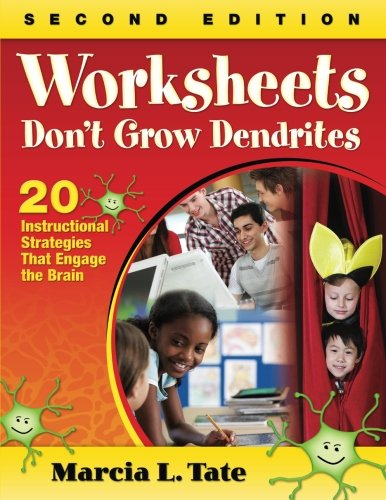 Worksheets Don't Grow Dendrites: 20 Instructional...