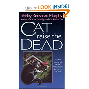 Cat Raise the Dead: A Joe Grey Mystery by Shirley Rousseau Murphy