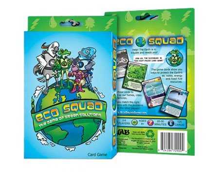 Eco Squad Card Game - 1