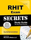 img - for RHIT Exam Secrets Study Guide: RHIT Test Review for the Registered Health Information Technician Exam 1 Pap/Psc Edition by RHIT Exam Secrets Test Prep Team published by Mometrix Media LLC (2013) book / textbook / text book