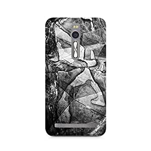 Ebby Mineralized Premium Printed Case For Asus Zenfone 2