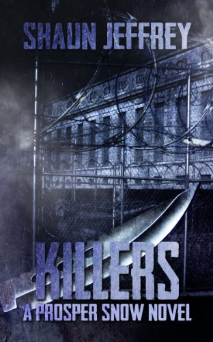 E-book - Killers by Shaun Jeffrey