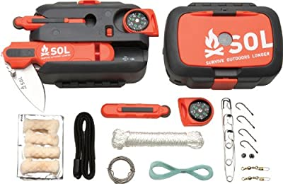 S.O.L. Survive Outdoors Longer Origin Survival Tool by Adventure Medical Kits