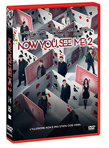 Now You See Me 2 (DVD)