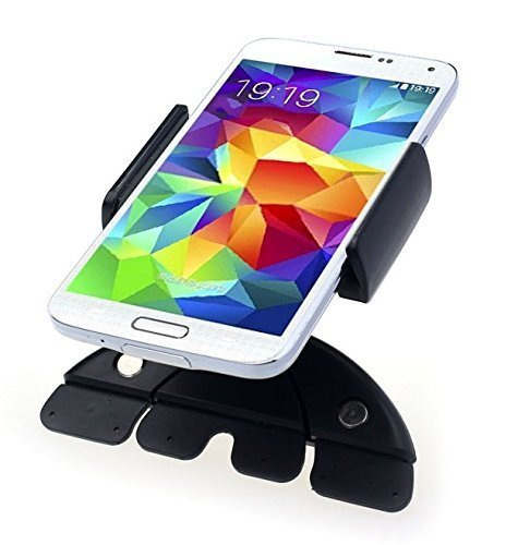 phone holder cd slot