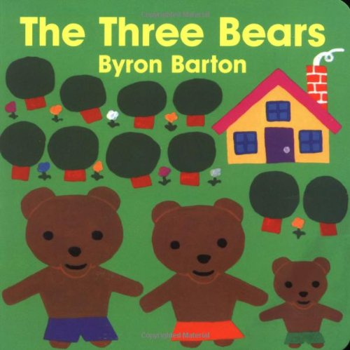 The Three Bears Board Book front-990648