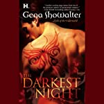 The Darkest Night: Lords of the Underworld, Book 1 (       UNABRIDGED) by Gena Showalter Narrated by Max Bellmore