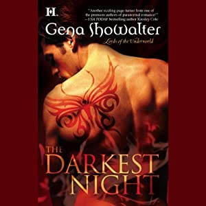 The Darkest Night: Lords of the Underworld, Book 1 | [Gena Showalter]