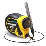 PENCILMAN Marking Tape Measure - Holds any pencil or marker to 5/8