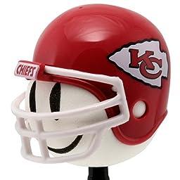 NFL Kansas City Chiefs Football Helmet Antenna Topper