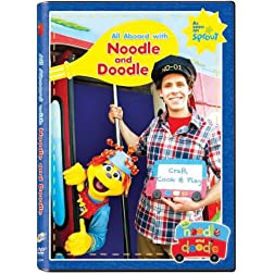 Noodle &amp; Noodle: All Aboard With Noodle &amp; Doodle