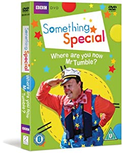Something Special Where Are You Now Mr Tumble Dvd by 2entertain