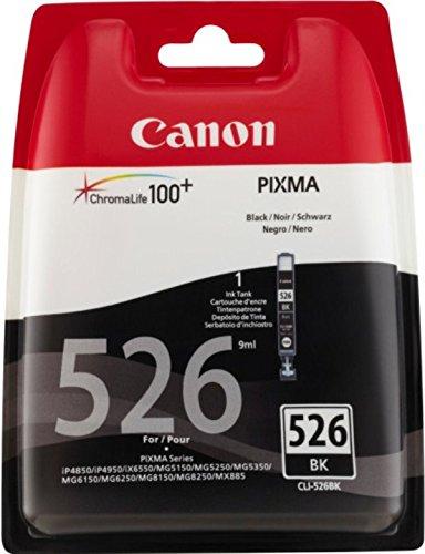 Canon CLI-526BK Canon Pixma 4850/5150 Inkjet / getto d'inchiostro Cartuccia originale