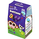 Cadbury Dairy Milk Buttons Egg 162g