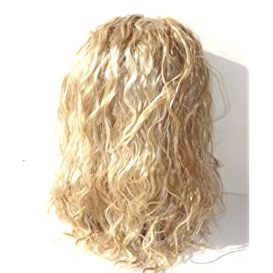 Blonde with Highlights Hair Extension for Women 21