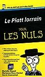 echange, troc Marielle Rispail, Marianne Haas-Heckel, Hervé Atamaniuk - Le Platt lorrain pour les Nuls