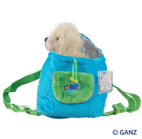 Webkinz Gldn Retrver &Carrier 2Pc Asst - 1