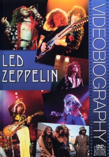 Led Zeppelin - Videobiography (2 Dvd+Libro)