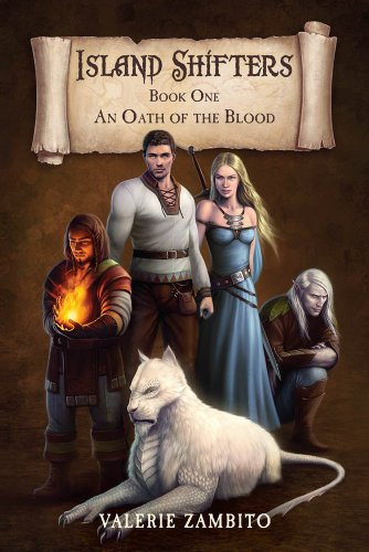 Island Shifters (An Oath of the Blood) Book 1, Fantasy Series