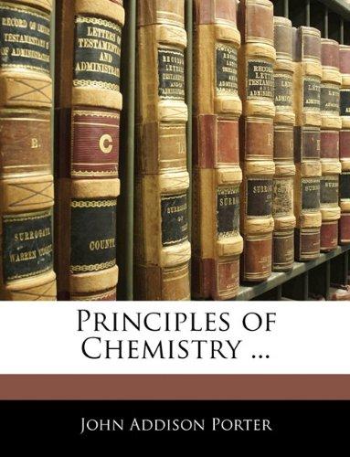 Principles of Chemistry ...