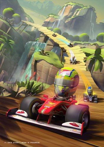 F1 Race Stars galerija