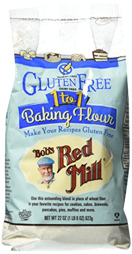 Make Easy Slow Cooker Beef Stew with Vegetables and Rice with Bobs Red Mill 1 to 1 Baking Flour Gluten Free